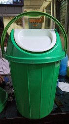 Plastic Handled Dustbin