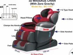 MC 1591 3D Massage Chair With Zero Gravity