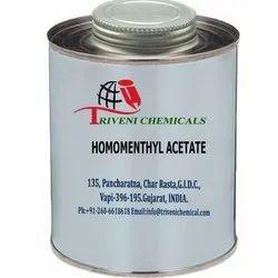 Homomenthyl Acetate