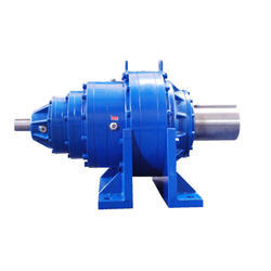 Cast Iron Single Phase Planetary Gearbox, Voltage: 380-660 V