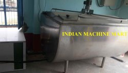 Stainless Steel Bulk Milk Cooler