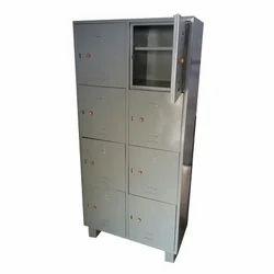 Capella 8 Compartment Steel Locker