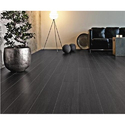 Oak Ebony Laminated Flooring