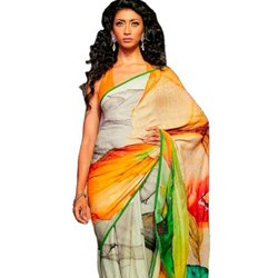 Imported Silk Saree