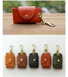 Leather Mr&Mrs Key Chains