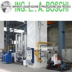 Medium Size Oxygen Plants (UBP- 150 m3/hr)