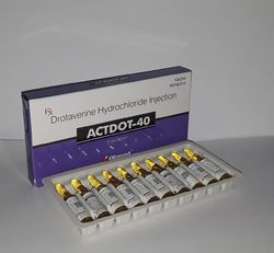 Drotaverine Hydrochloride Inj 40MG/2ML