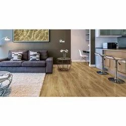 A2E Hallways Stone Polymer Composite Vinyl Flooring, Thickness: 4mm Also Available Upto 7 Mm