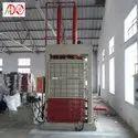 Automatic Cotton Baling Press