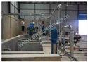 Semi Automatic Sugarcane Bagasse Plates Making Machine
