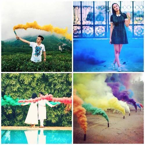 Colour Smoke Cans Smoke Bombs All India Delivery Astronomia Shoppe At Rs 165 Piece Colorful Cracker Id 10183698888