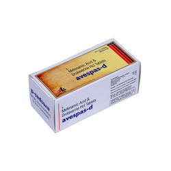 Mefenamic Acid Drotaverine