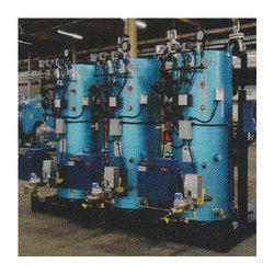 Mild Steel AMC Boiler Service, Industrial
