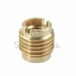 DBI-036 Brass Wood Insert
