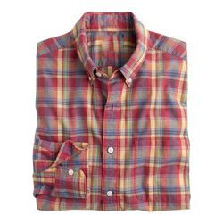 Men Multicolor Casual Check Shirt, Size: Small