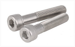 SS Half Thread Bolt