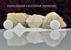 White Feldspar Powder For Porcelain and Ceramics