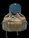 Soft Leather Teen''s Backpack