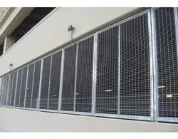Hot Rolled Wire Mesh Aluminium Window, Packaging Type: Roll, Thickness: 0.1-1 Mm