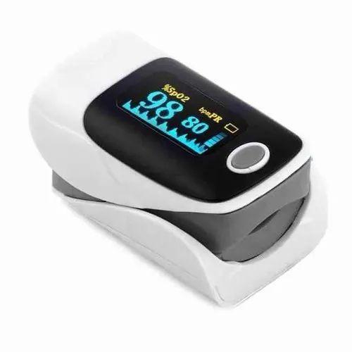 Single Color Led Premium Quality Pulse Oximeter  Rs 899