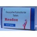 Doxycycline Hydrochloride Tablets