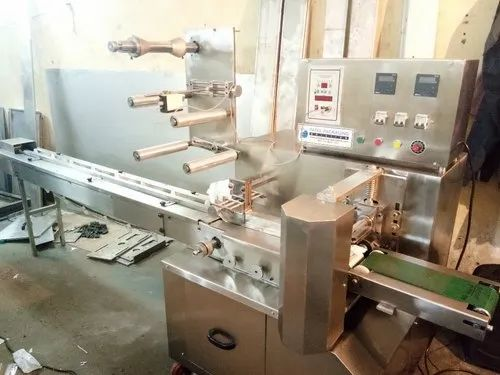 Ball Bearing Pouch Packing Machine