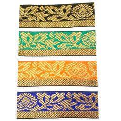 Zari Work Maharani Lace