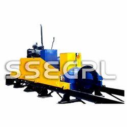 SSEGPL Mild Steel Horizontal Auger Boring Machine