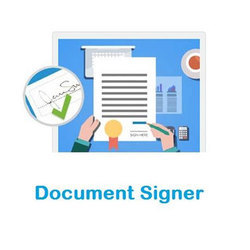 Automated Document Signer Certificate