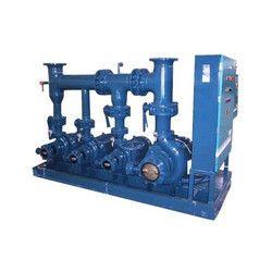Industrial Pump Skid