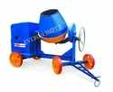 Concrete Mixer Wheel Type