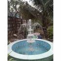 Blue Garden Water Fountain
