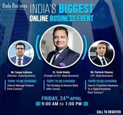 Bada Business Online Event