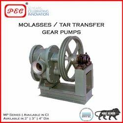 Monoblock Tar Transfer Gear Pumps