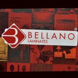 Matte Mica wood paper Bellano Laminate, for Furniture, Thickness: 1 mm