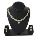 Star Diamond Necklace Set