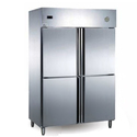 SS Kitchen Spl Four Door Freezer