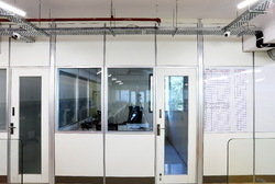 Interior Office Partition