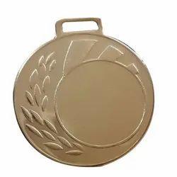 Antique Mild Steel Medal