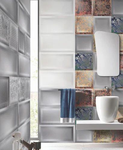 Digital 10x15 Bathroom Wall Tiles