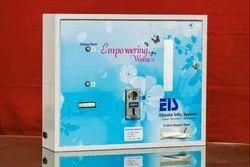 Sanitary Napkin Vending Machine Auto50(Carefree Hygiene)