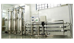 9000 LPH RO SS Plant With Ultraviolet