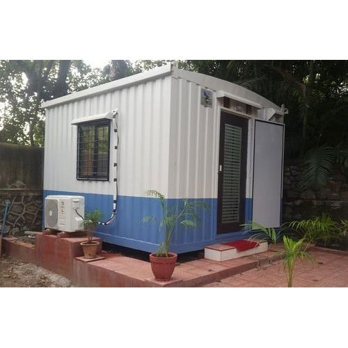 Assembled Portable Office Container