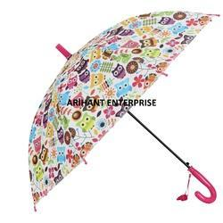 Printed Umbrellas For Kids