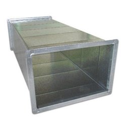 Rectangular Projected Riser Duct, for Industrial