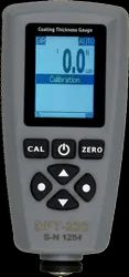 Ferrous And Nonferrous Paint Thickness Meter