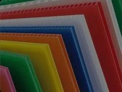 Multicolour Rectangular PP Corrugated Box & Bins