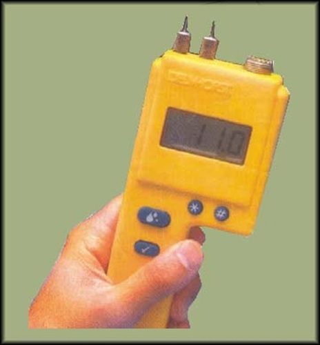Paper Testing Equipment - Paper Moisture Tester (Imported