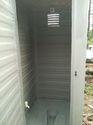 FRP Labour Toilet Cabin