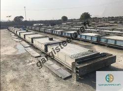 Steel Precast Boundary Wall Mold